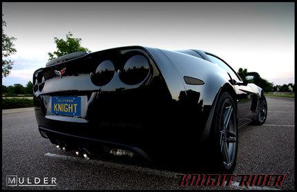 Chevrolet Corvette Z06 KITT