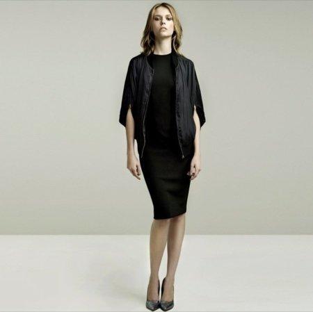 Negro lookbook mayo de Zara