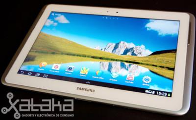 Samsung irá 'a por todas' en el mercado tablet el año que viene