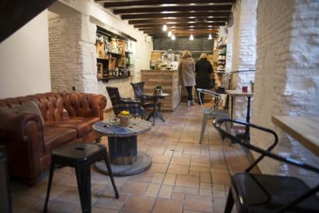 Mur Cafe Madrid2