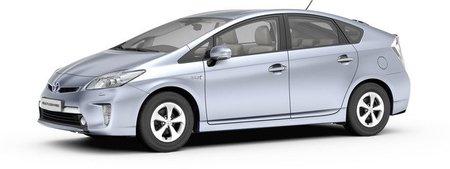 Toyota Prius Plug-in, consume 2,2 l/100 km