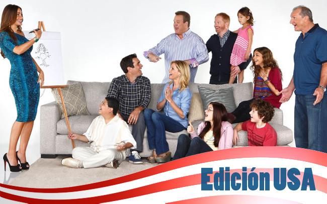 Edicion USA: Modern Family