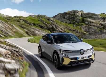 Renault Megane E Tech 2022