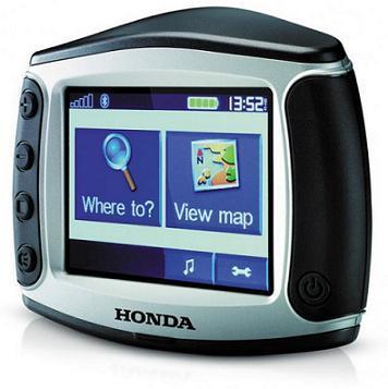 Honda Navigation System