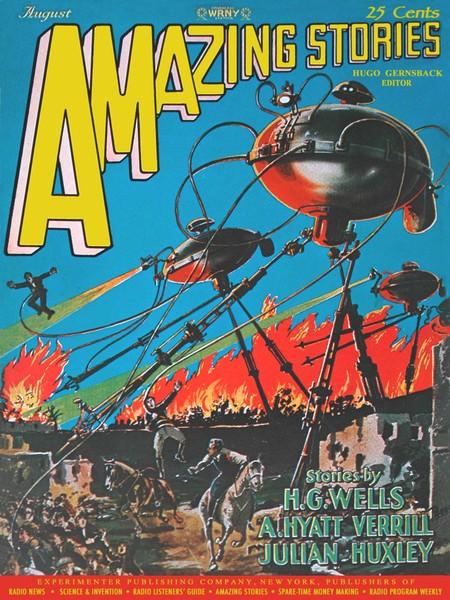 Amazing Stories 1927 08