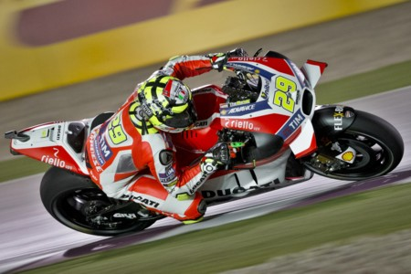 Andrea Iannone Motogp Qatar 2016
