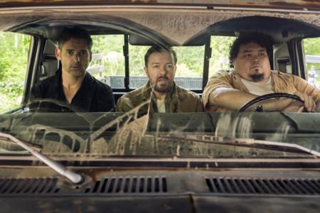 'Special Correspondents', Ricky Gervais y Eric Bana en el tráiler de lo nuevo de Netflix