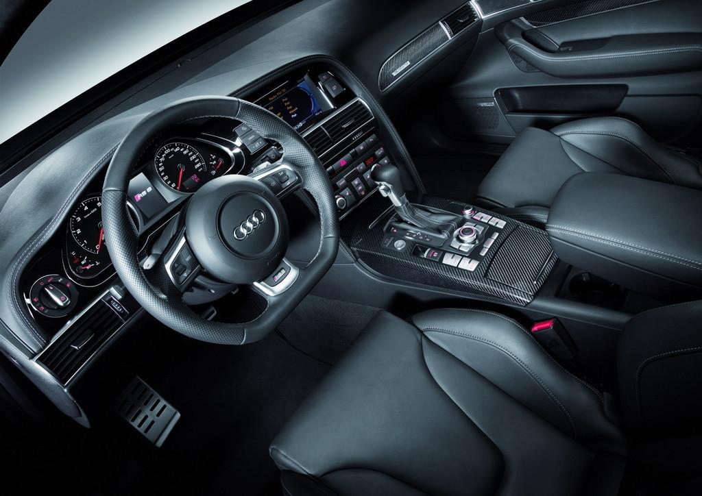 Foto de Audi RS6 sedán (7/12)