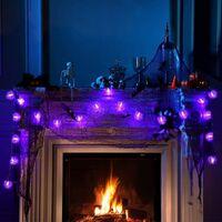 Esqueletos, calabazas y brujas: llega la noche de Halloween y Amazon tiene todo lo necesario para decorar tu hogar por menos de 20 euros