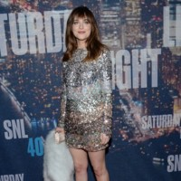 Dakota Johnson 40th Snl