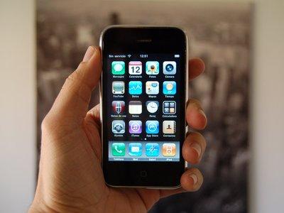 Para los nostálgicos: así era el iPhone 3G de 2008 con iOS 3.1.3