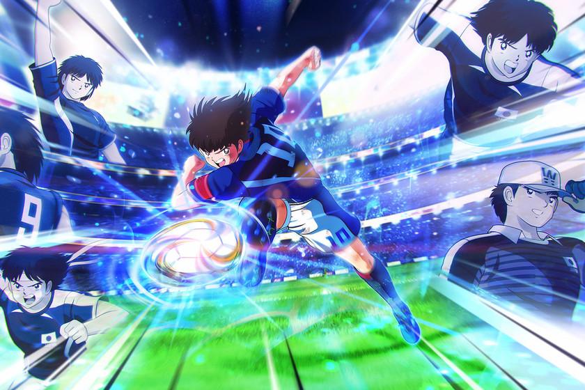 Hemos jugado a Captain Tsubasa: Rise of New Champions, un extraordinario juego de fútbol arcade con Oliver y Benji, nuestros súper campeon