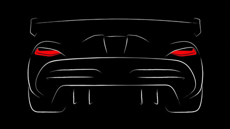 Llega el sucesor Koenigsegg Agera RS, primer teaser