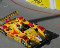 Porsche vence a Audi en Long Beach