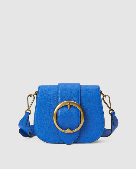 bandolera azul