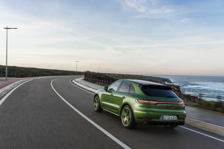 Porsche Macan GTS 2020 trasera