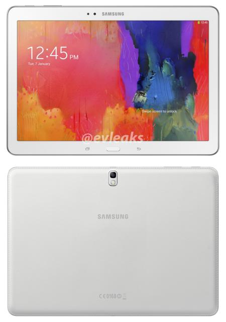 Samsung Galaxy Pro tab 10.1