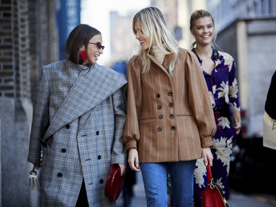 Quizás no habrá Sexo en Nueva York 3, pero no necesitamos a Carrie Bradshaw para disfrutar del mejor street style
