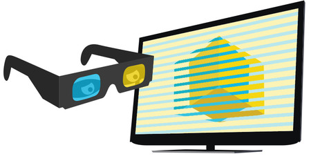 Passive 3d Tv Technology