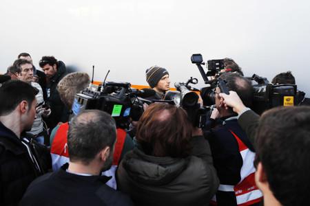 McLaren da signos de recuperación en los test de F1 y las masas enloquecen