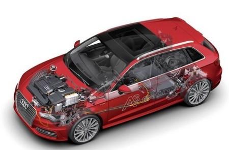 Audi está pensando en incorporar suspensiones híbridas