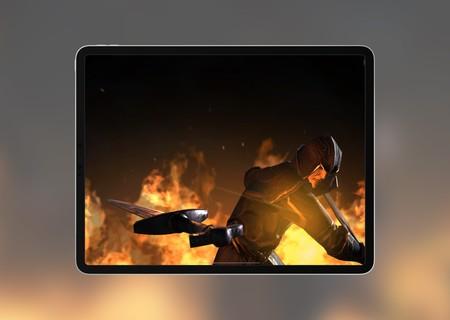 The Elder Scrolls: Blades llega a la App Store con unos gráficos envidiables y la prueba de que necesitamos un gamepad para iOS
