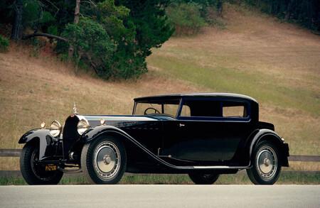 Bugatti Type 41 Royale Coupe By Kellner