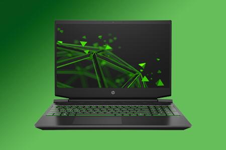Este ordenador portátil gaming HP Pavilion 15 con AMD Ryzen 5 5600H y GeForce GTX 1650 está a 636,65 euros en El Corte Inglés