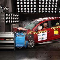 Latin NCAP deja a Renault Sandero con una estrella y a Mitsubishi Eclipse Cross con cinco