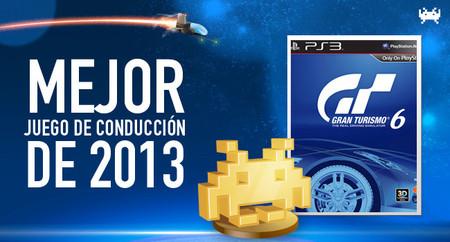 Mejor juego de conducción de 2013 según los lectores de VidaExtra: Gran Turismo 6