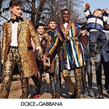 Dolce & Gabbana vuelve a reclutar a su ejército millennial para su nueva campaña de invierno