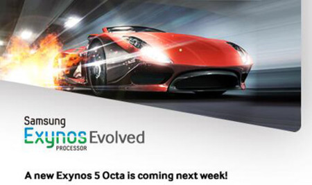 Nuevo Samsung Exynos 5 Octa en camino, a tiempo para el Galaxy Note 3