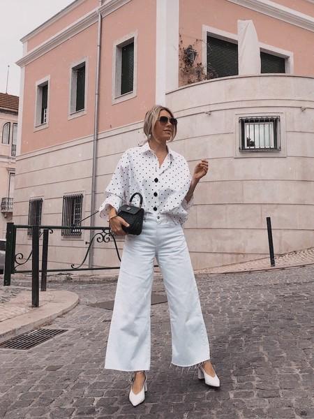 21 prendas de lunares que serán las protagonistas de nuestros looks más trendy cuando volvamos a la calle esta primavera