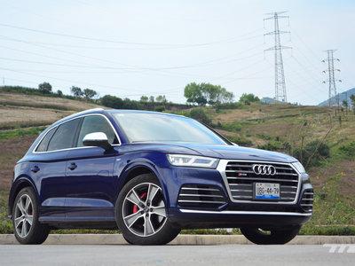 Audi SQ5, a prueba: un SUV que le devuelve el sentido a la palabra 'sport'