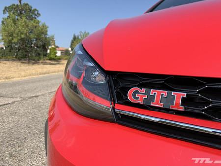 Volkswagen Golf GTI TCR detalle parrilla