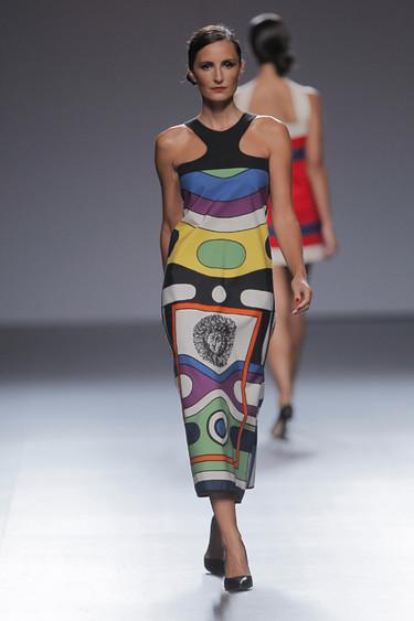 Una segunda jornada anodina en la Mercedes-Benz Fashion Week Madrid