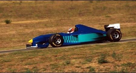 Schumacher Sauber F1 1997
