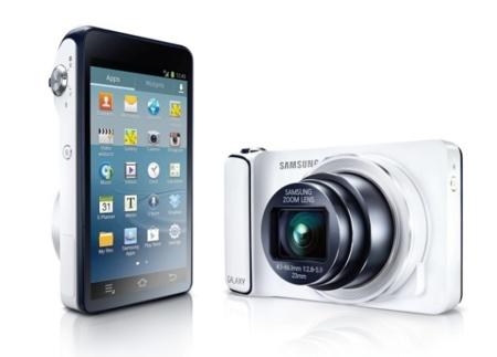 La Samsung Galaxy Camera se cuela en el catálogo de Vodafone
