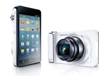 Galaxy Camera con Vodafone