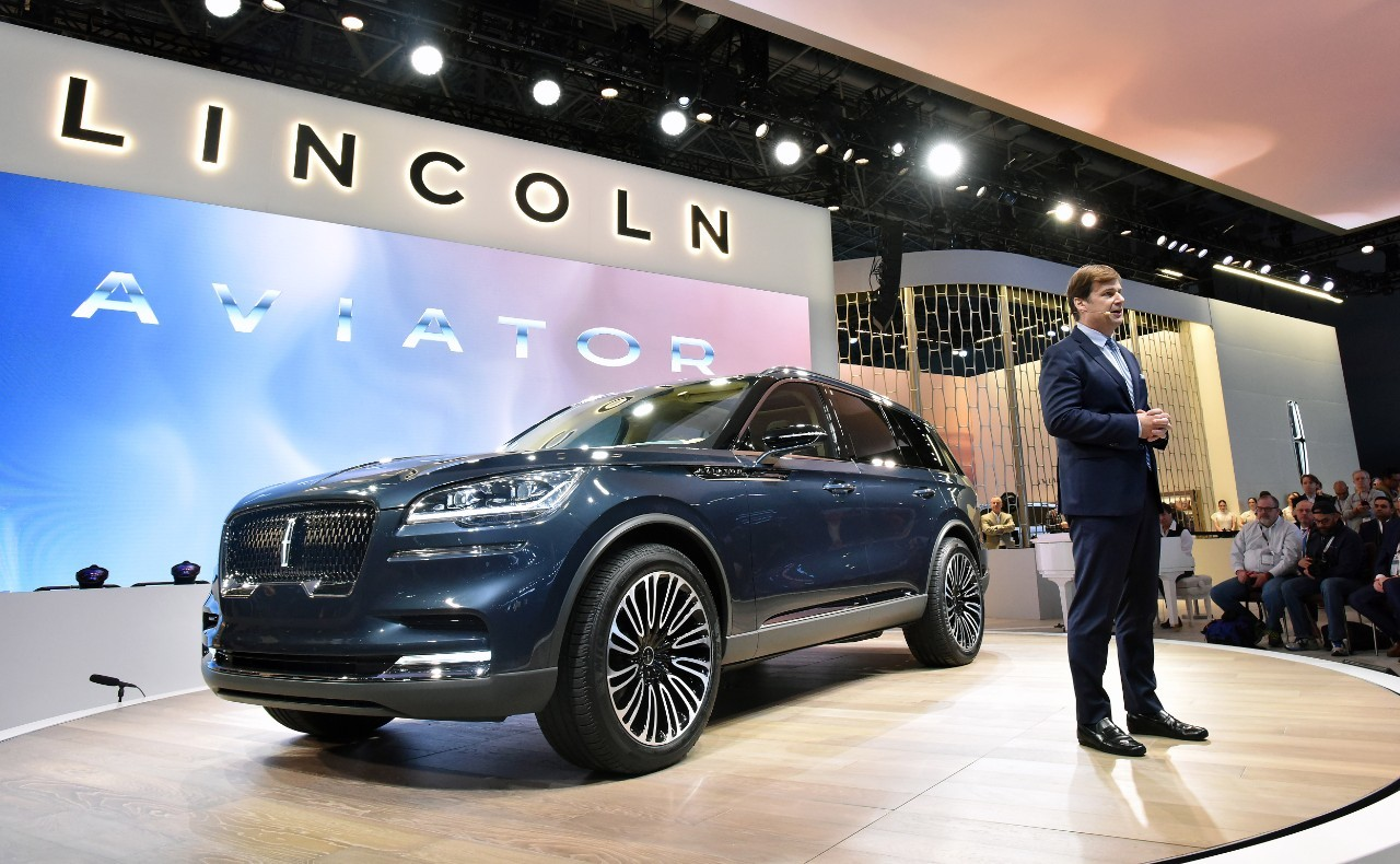 Foto de Preview Lincoln Aviator (1/7)