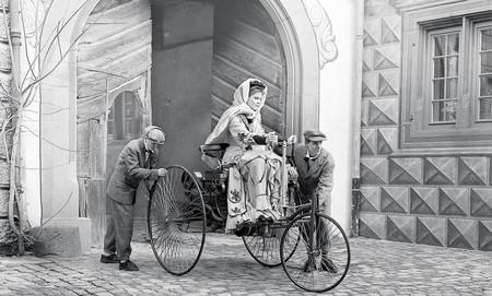 Recreacion Del Periplo De Bertha Benz