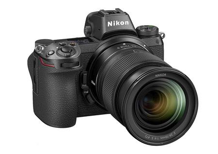 Nikon Z6 24 70mm