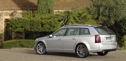 Cadillac BLS Wagon, novedad para Europa