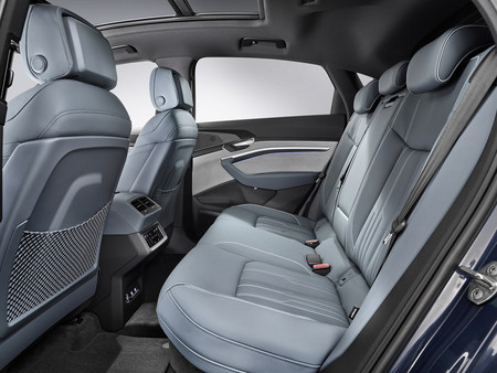 Audi E Tron Sportback 48
