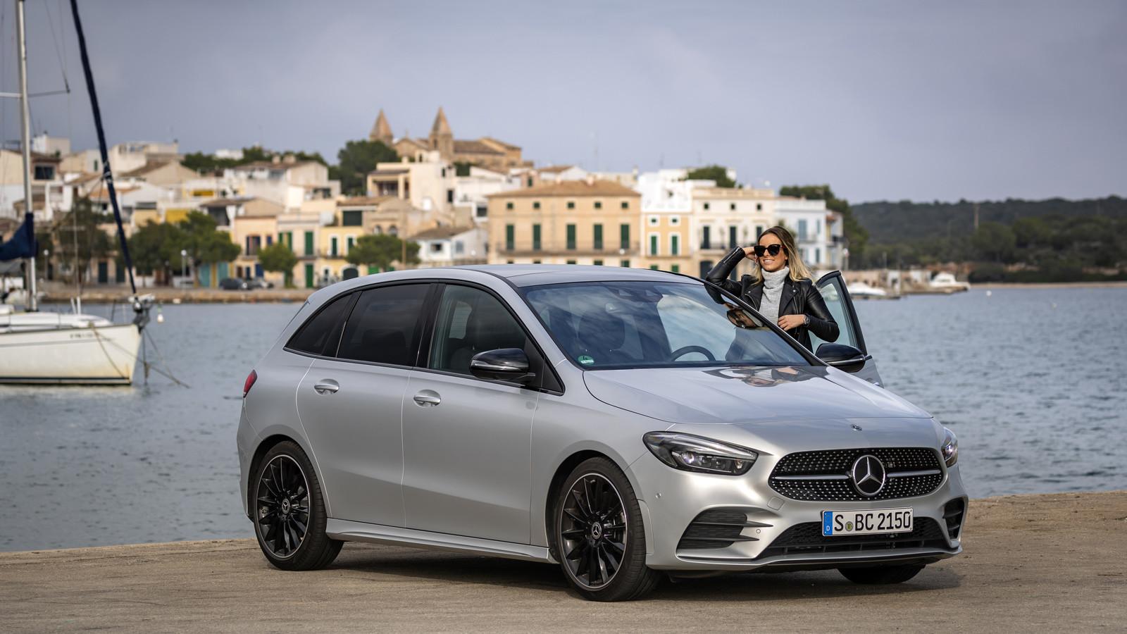 Foto de Mercedes-Benz Clase B 2019 (38/157)