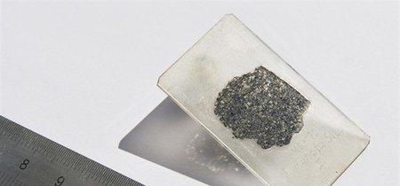 Este meteorito los trajo un puñado de diamantes de origen extraterrestre