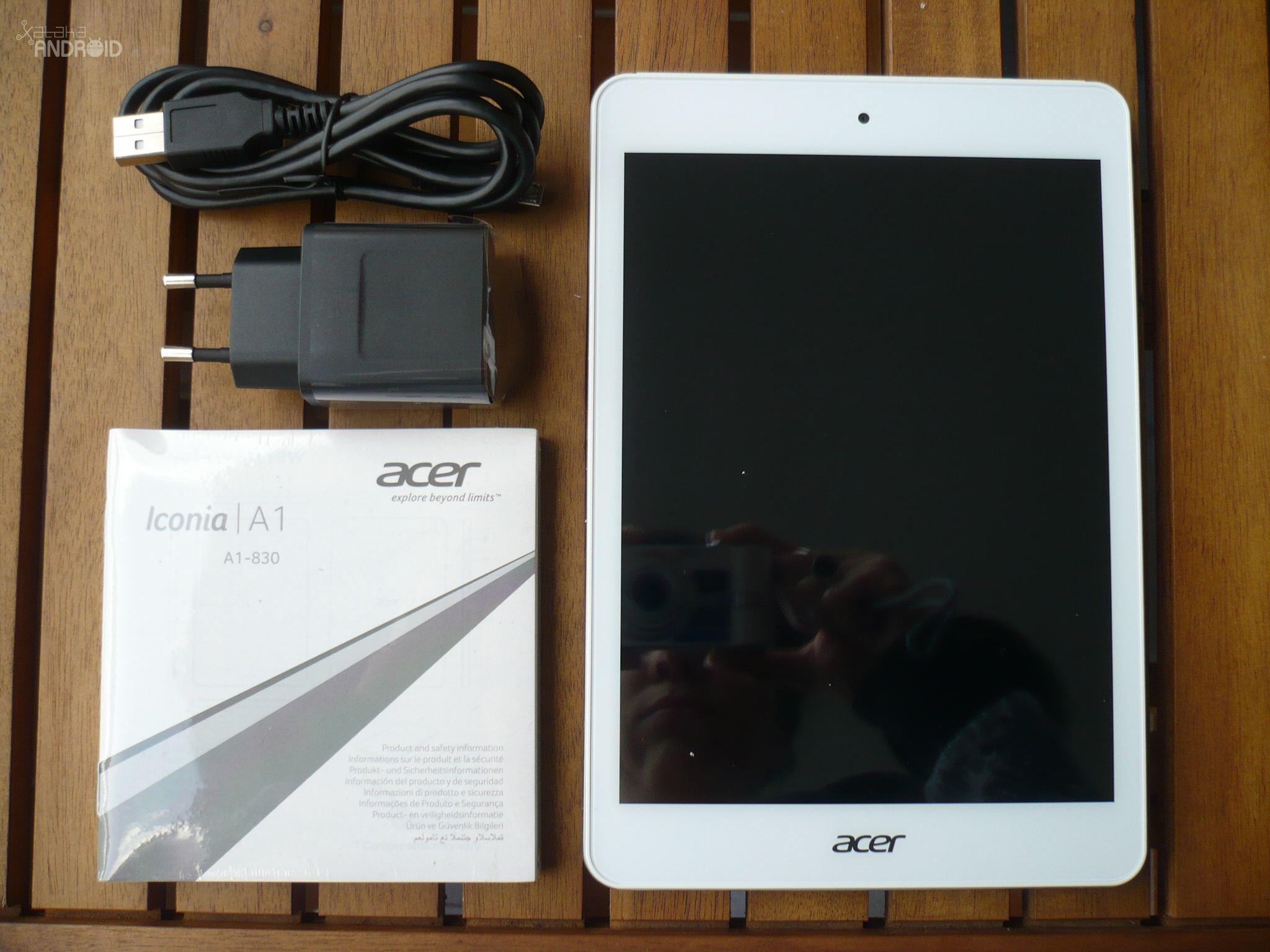 Foto de Acer Iconia A1-830 (3/16)