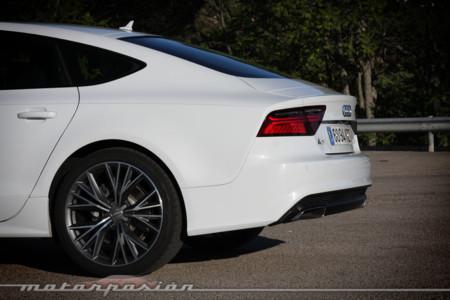 Audi A7 Ultra Prueba 26
