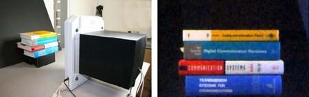 Bell Labs Lensless Camera