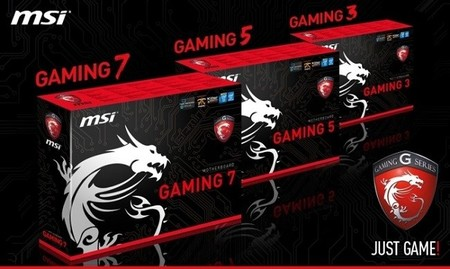 MSI revela sus motherboards GAMING Series con Chipset Z97